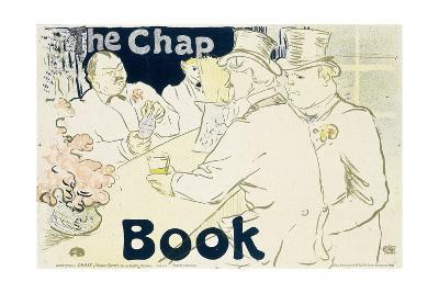 Irish and American Bar, Rue Royale - the Chap Book, 1896-Henri de Toulouse-Lautrec-Giclee Print