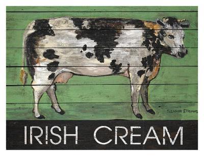 Irish Cream Cow-Suzanne Etienne-Art Print