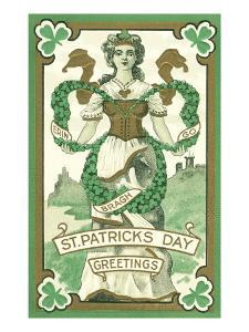 Irish Lass, Erin Go Bragh