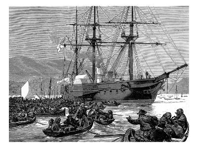 Irish Relief Squadron--Giclee Print