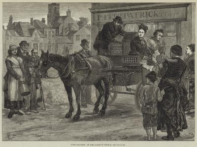 Irish Sketches, on Her Majesty's Service--Giclee Print