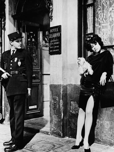 Irma La Douce, 1963--Photographic Print