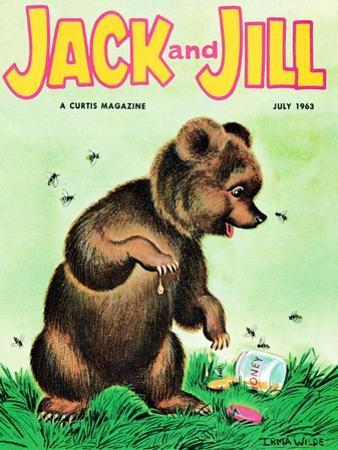 Opps! - Jack and Jill, July 1963
