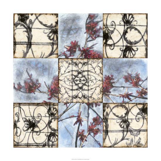 Iron & Blooms-Jennifer Goldberger-Limited Edition