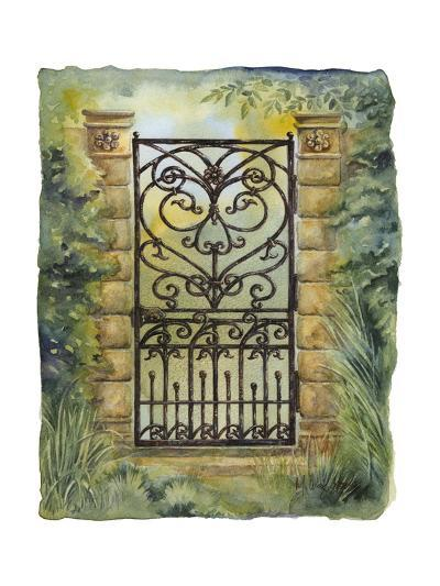 Iron Gate I-M^ Wagner-Heaton-Art Print