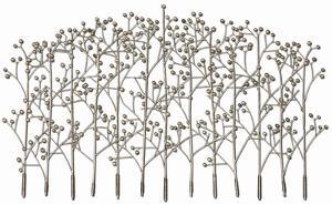 Iron Trees Metal Wall Art