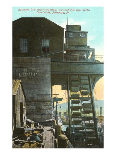 Iron Works, Pittsburgh, Pennsylvania--Art Print