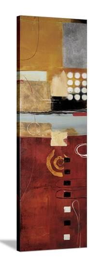 Ironia de Verano-Nancy Villarreal Santos-Stretched Canvas Print