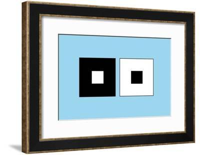 Irradiation Illusion-Science Photo Library-Framed Photographic Print