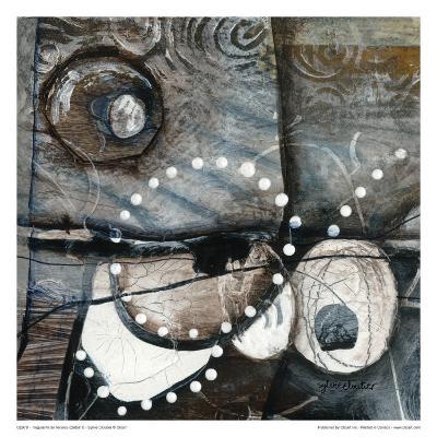 Irrégularité De L'Écorce (Détail 1)-Sylvie Cloutier-Art Print
