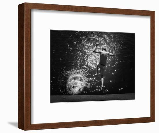 Irreversible-Laura Mexia-Framed Photographic Print