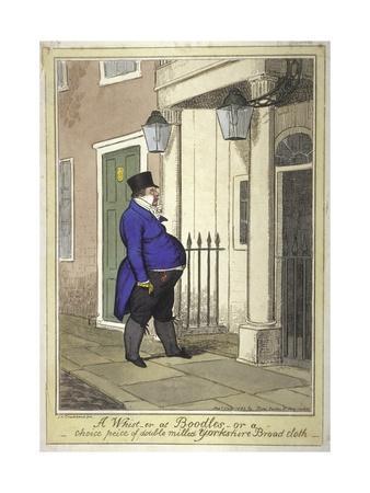 Boodle's Club, 1820