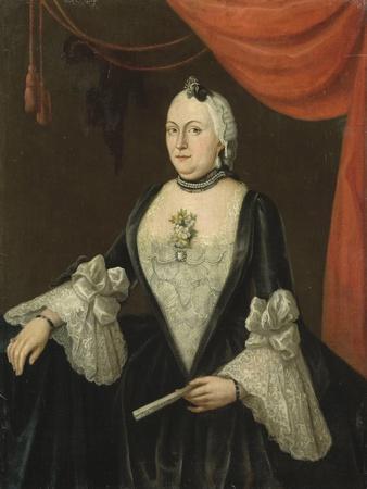 Portrait of Johanna Van Rijswijk