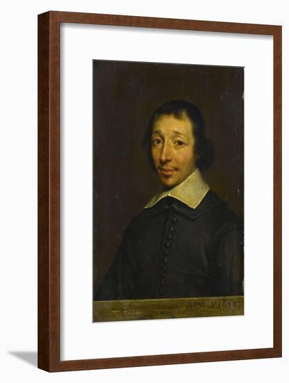 Isaac-Louis Le Maistre de Sacy (1613-1684)-Philippe De Champaigne-Framed Giclee Print