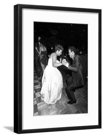 Aretha Franklin, Chuck Jackson 1982
