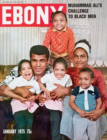 Ebony January 1975