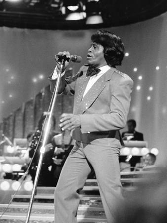 James Brown, ABAA 1986