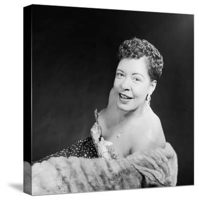 Lady Day Herself, Billie Holiday, 1958
