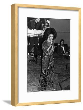 Mary Wilson 1986