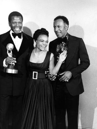 Raymond St. Jacques, Eartha Kitt, Sidney Portier - 1975