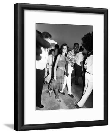 Richard Roundtree, Karen Roundtree - 1981
