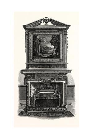 Designed by Isaac Ware, Circa 1750, UK