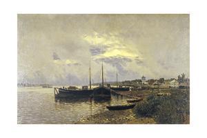 After Rain in Ples, 1889 by Isaak Ilyich Levitan