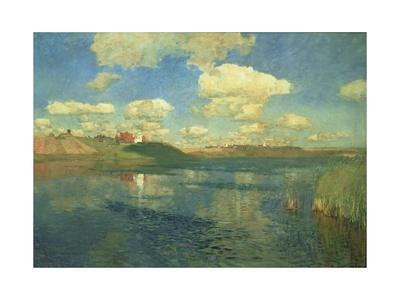 The Lake, or Russia, 1900