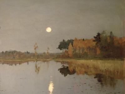 The Twilight Moon, 1899