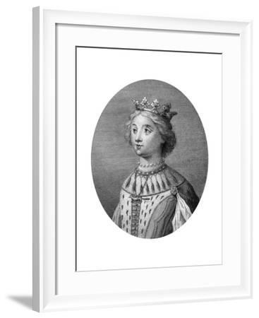 Isabel of Scotland, 1795-Isabel of Scotland-Framed Giclee Print