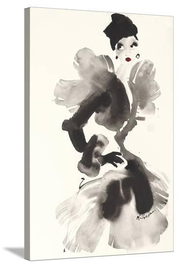 Isabella-Bridget Davies-Stretched Canvas Print