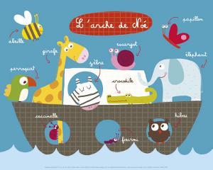 Noah's Ark by Isabelle Chauvet