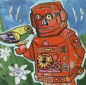 Robot II by Isabelle Cochereau