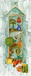 Tools For My Garden II by Isabelle De Bercy