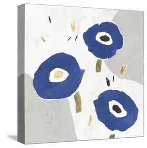 Blue Cluster I by Isabelle Z