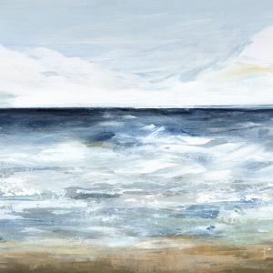 Blue Ocean I by Isabelle Z