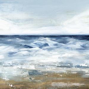 Blue Ocean II by Isabelle Z
