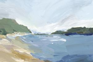 Brisk Landscape by Isabelle Z