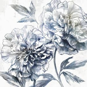 Japanese Peony I by Isabelle Z