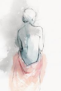 Pastel Woman I by Isabelle Z