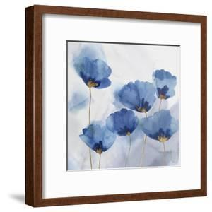 Pretty in Blue II by Isabelle Z