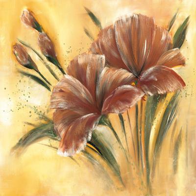 Fleur brune I