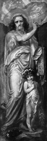 Isaiah, 1926-Frederic Shields-Giclee Print
