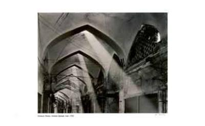 Isfahan Bazaar, Iran-Simeon Posen-Collectable Print