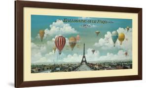 Ballooning Over Paris by Isiah and Benjamin Lane