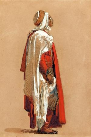 Study of a Man in Oriental Costume