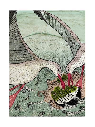 Island, 2015-Sara Netherway-Giclee Print