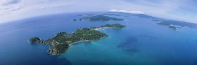 Island, Bay of Islands, North Island, New Zealand--Photographic Print