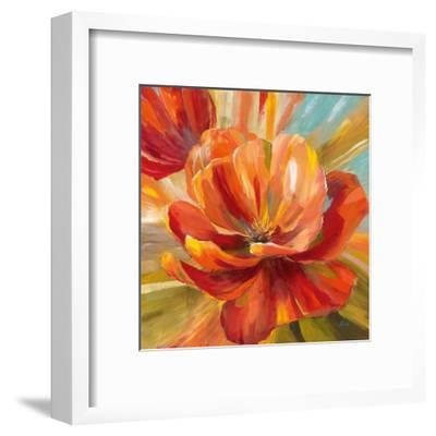 Island Blossom II-Nan-Framed Art Print