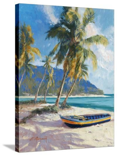 Island Dream-Nenad Mirkovich-Stretched Canvas Print